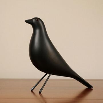 CajuArt Dekoratif Büyük Boy Kuş Biblo Ev Ofis Aksesuarı Ev Dekor