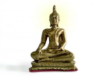 Dekoratif Minyatür Buda Heykeli Biblo Budha Yoga Zen Süs